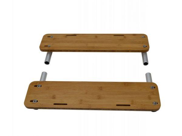 Yuba Kombi Bamboo Boards - cargo & smart