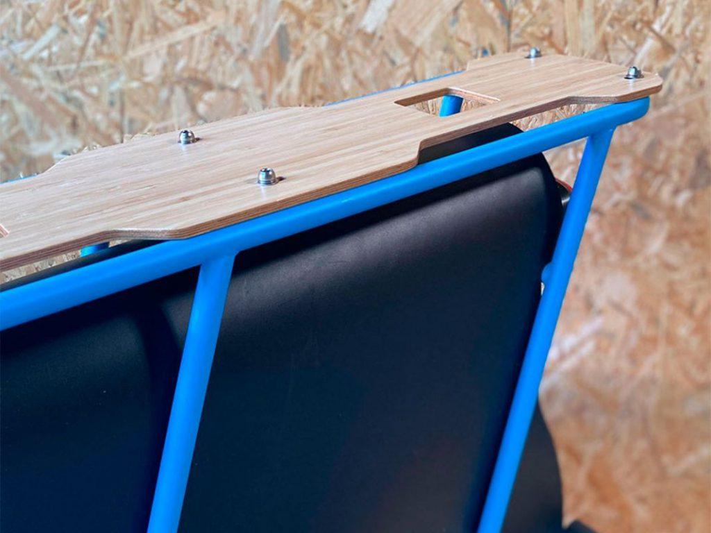 Yuba Kombi Bamboo Deck - cargo & smart