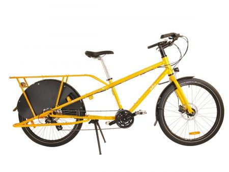 Yuba Kombi E5 orange - cargo & smart