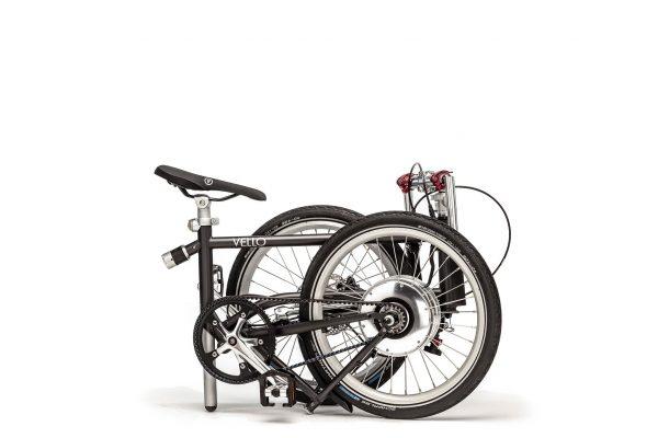 Bike+ zusammengeklappt